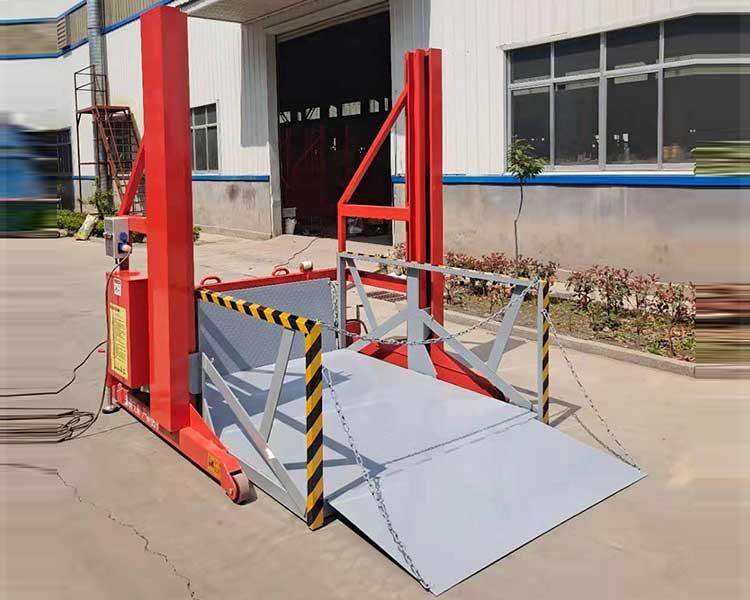 湖南卸货平台升降机